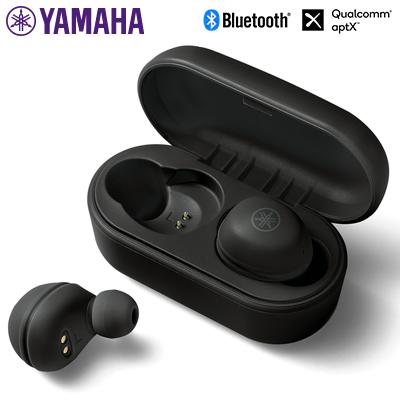 【キャッシュレス5%還元店】ヤマハ 完全ワイヤレス イヤホン Bluetooth 生活防水 IPX5相当 音声操作対応 ブラック TW-E3A-B トゥルーワイヤレス イヤフォン【送料無料】【KK9N0D18P】