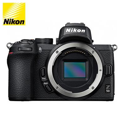 【キャッシュレス5%還元店】ニコン ミラーレス 一眼カメラ Z 50 ブラック ボディ Z50-BODY【送料無料】【KK9N0D18P】