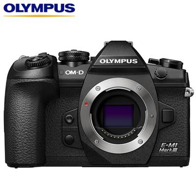 超安い オリンパス ミラーレス一眼カメラ OM-D E-M1 Mark III E-M1 ボディー オリンパス ブラック E-M1-MKIII-BODY OM-D【送料無料】【KK9N0D18P】, 元気爽快:e2e192b4 --- cranescompare.com