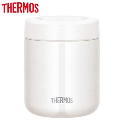 送料無料 代引き手数料無料 サーモス 真空断熱スープジャー マート 時間指定不可 300ml ホワイト KK9N0D18P THERMOS JBR-300-WH