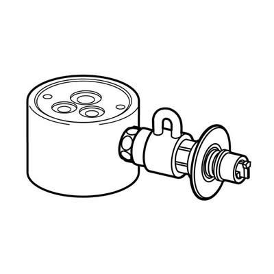 【キャッシュレス5%還元店】食器洗い機設置用 分岐水栓 CB-SGB6 グローエ製水栓8機種対応【送料無料】【KK9N0D18P】