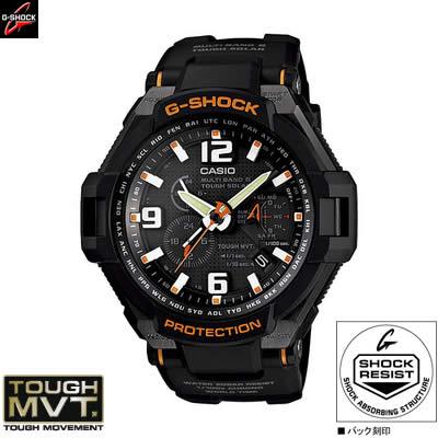 【キャッシュレス5%還元店】カシオ 腕時計 G-SHOCK GW-4000-1AJF ソーラー電波 メンズ 2012年2月新製品 【送料無料】【KK9N0D18P】