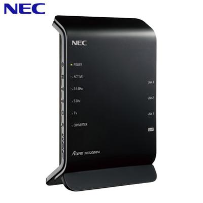 <title>送料無料 代引き手数料無料 NEW ARRIVAL NEC 無線LANルーター Wi-Fiルーター Aterm WG1200HP4 11ac対応 867 300Mbps PA-WG1200HP4 KK9N0D18P</title>