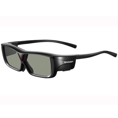 2020A/W新作送料無料 代引手数料無料 全国送料無料 送料無料 新品 シャープ 3Dメガネ AN-3DG20-B KK9N0D18P アクオス専用アクティブシャッターメガネ