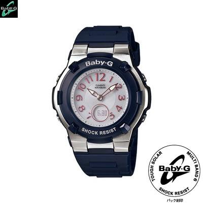 【キャッシュレス5%還元店】カシオ 腕時計 Baby-G BGA-1100-2BJF ソーラー電波 レディース 2012年4月新製品【送料無料】【KK9N0D18P】