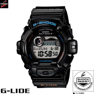 【キャッシュレス5%還元店】カシオ 腕時計 G-SHOCK G-LIDE GWX-8900-1JF ソーラー電波 メンズ 2012年5月新製品【送料無料】【KK9N0D18P】