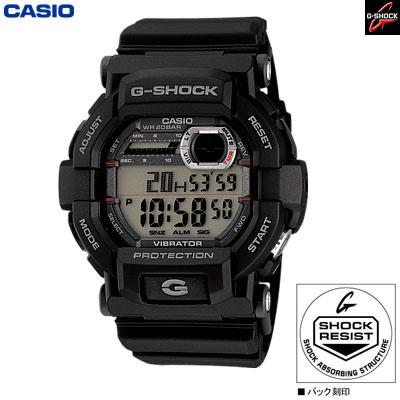 【キャッシュレス5%還元店】カシオ 腕時計 G-SHOCK GD-350-1JF バイブレーション機能 メンズ 2013年2月新製品【送料無料】【KK9N0D18P】