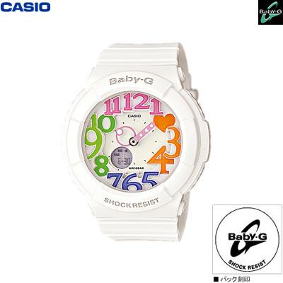 【キャッシュレス5%還元店】カシオ 腕時計 Baby-G ネオンダイアルシリーズ BGA-131-7B3JF レディース 2013年9月新製品 【送料無料】【KK9N0D18P】