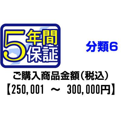 【キャッシュレス5%還元店】PCあきんどご購入者様対象 延長保証のお申込み(分類6)250001~300000円【送料無料】【KK9N0D18P】
