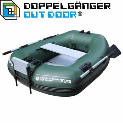ドッペルギャンガー バスフローターボート DFB101 フローターより高機動!バスボートより手軽!ウェーダー不要【送料無料】【KK9N0D18P】