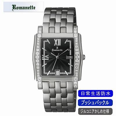 【キャッシュレス5%還元店】ROMANETTE ロマネッティ 腕時計 RE-3519M-1【送料無料】【KK9N0D18P】
