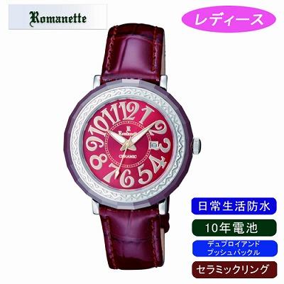 【キャッシュレス5%還元店】ROMANETTE ロマネッティ 腕時計 RE-3522L-4【送料無料】【KK9N0D18P】