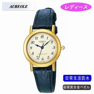 AUREOLE オレオール 腕時計 SW-436L-2【送料無料】【KK9N0D18P】
