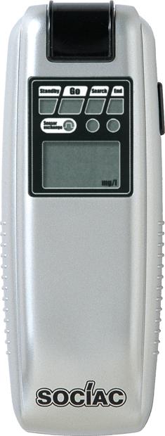 アルコール検知器 アルコールチェッカー 業務用 ソシアック SC-103 送料無料