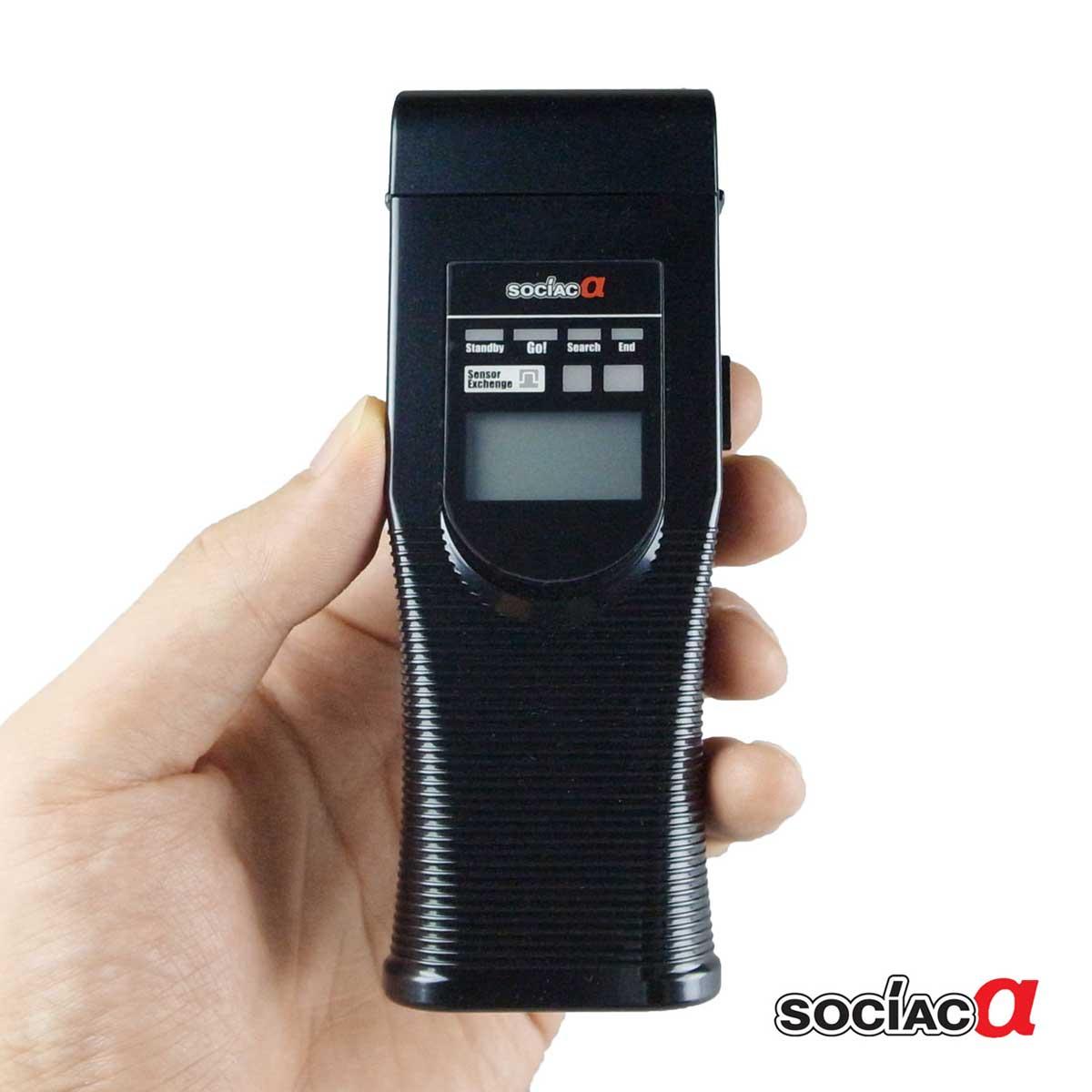 アルコール検知器 ソシアック アルファ α アルコールチェッカー SC-402 送料無料