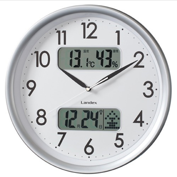 imanando Rakuten Global Market Radio controlled clock info wave