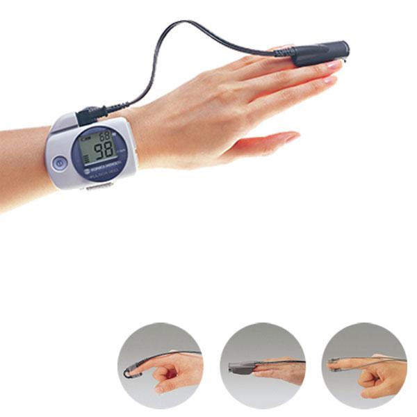 パルスオキシメーター:睡眠時無呼吸症候群のスクリーニングにパルソックス300i PULSOX-300i【お取り寄せ:送料無料・代引料無料】