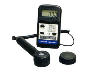 デジタル紫外線強度計(UVチェッカー)UV-340C【送料無料】