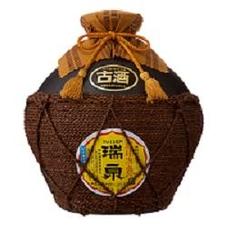 瑞泉酒造瑞泉 1升巻壺古酒 43°1800ml/4本.hnお届けまで20日ほどかかります