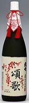 大七酒造 SALENEW大人気! 受注生産品 株 大七 純米大吟醸 1800ml.e福島 頌歌 お届けまで14日ほどかかります