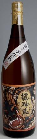 白金酒造龍神蔵 黒麹 芋焼酎 マート 1800ml.snb※お届けまで10日ほどかかります 25度 春の新作続々