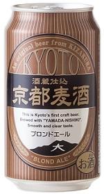 京都麦酒 ブロンドエール 350ml/24本hnkお届けまで8日ほどかかります