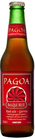 スペイン ビールspainパゴア ゴリア・レッドエール 330ml/24本.ik