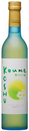盛田甲州ワイナリーシャンモリ KOSHU Koume甲州小梅 (梅酒) 500ml./60本hn お届けまで10日ほどかかります