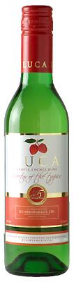 インドワインルカ エキゾチック ライチワイン 375ml/24本.unLUKAEXOTIC LYCHEE WINEお届けまで7日ほどかかります