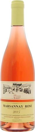バール マルサネ ロゼ 2017 ロゼ 750ml/12本BART MARSANNAY ROSE692.e 小さな赤い果実を思わせる香りに爽やかなアタック。まろやかな口当たりながら最後に感じるピュアでピリッとしたミネラルも魅力。旨みがしっかりのったロゼ。