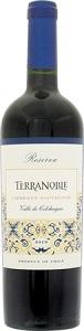 テラノブレ  カベルネ ソーヴィニヨン レセルバ 2016年 赤 750ml/12本  TERRANOBLE CABERNET SAUVIGNON RESERVA2715 チェリーやブラックカラントの豊かな風味に、柔らかくスムースな飲み心地の、バランスよいワイン。