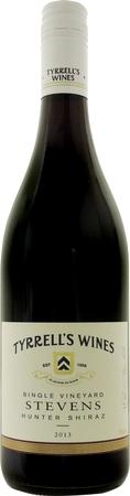 ティレルズシングルヴィンヤード スティーブンス ハンターシラーズ (SC) 2013年 赤 750ml/12本TYRRELL'S SINGLE VINEYARD STEVENS SHIRAZ.2765ブラックチェリーやラズベリーに少しスパイシーな香り、フレッシュな酸も有り、バランスの良いワイン。
