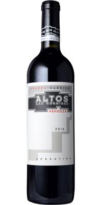 アルトス・ラス・オルミガスメンドーサ マルベック クラシコ 赤 750ml/12本mx Mendoza Malbec Clasico 652048