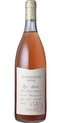アルパマンタ エステイト・ワインズアルパマンタ ブレバ ロゼ ロゼ 750ml/12本mx Alpamanta Breva Rose  651951