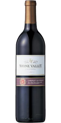 ストーン・ヴァレー カベルネ・ソーヴィニヨン  赤 750ml/12本mx Stone Valley Cabernet Sauvignon648409