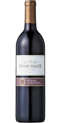 ストーン・ヴァレー レッド・ブレンド  赤 750ml/12本mx  Stone Valley Red Blend648410