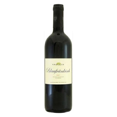 クルッツラー ブラウフレンキッシュ 2014 赤 750ml/12本KRUTZLER BLAUFRANKISCH.2820ブルケンラントの主要品種ブラウフレンキッシュで造られたワインで、少しスパイシーさのあるチェリーのような果実の風味に豊かなミネラルが特徴。