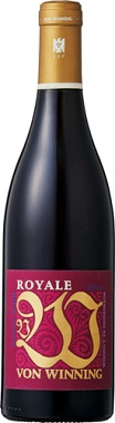 VDPグーツヴァイン ヴァイングート フォン ウィニングフォン 割引も実施中 ウィニング ピノ ノワール ロワイヤル赤 750ml VDP Gutwein 初回限定 Winning Trocken Noir 612814 Royale 12本mxVon Pinot