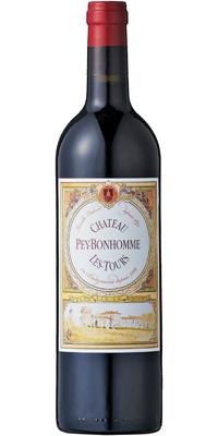 シャトー・ペイボノム・レ・トゥール 赤 750ml/12本mx Chateau Peybonhomme Les Tours654592