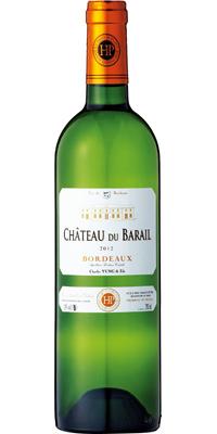 シャトー・デュ・バレイユ 白 750ml/12本mx Chateau du Barail Blanc640610