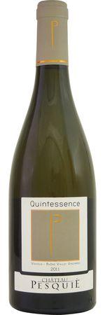シャトー ペスキエ カンテサンス ブラン 2014 白 750ml/12本CHATEAU PESQUIE QUINTESSENCE BLANC073.eフレッシュでエレガントなルーサンヌ種の味わい。白い花や南国のフルーツの複雑なアロマも心地よいリッチな白ワイン。