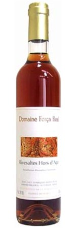 フォルサ レアル リヴザルト オーダージ NV  白 500ml/12本FORCA REAL RIVESALTES HORS D'AGE295平均樹齢50年にも及ぶブドウを使用。8~10年の熟成を重ねた琥珀色の天然甘口ワイン。