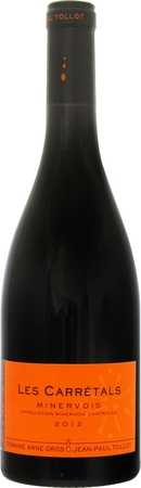 アンヌ グロ エ ジャンポール トロ レ カレタル 2012年 赤 750mlANNE GROS ET JEAN-PAUL TOLLOT LES CARRETALS587樹齢100年を超えるカリニャン種のみを使用。フィネス、エレガンス、余韻、厳格さ、力強さ、その全てをあわせ持つ偉大なワイン