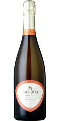 【公式】 ドメーヌ・ポール・マスポール・マス プリマ・ペルラ ブラン・ド・ブラン シャルドネ ブリュット 白 750ml/12本mxPrima Perla Blanc de Blanc Chardonnay Brut 645561, SUPER RAG 845e1568