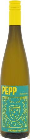 グリーン ペップ グリューナー フェルトリーナー (SC) 2018 白 750ml/12本GREEN PEPP GRUNER VELTLINER 2780e ペップは「キュートな」の意。柑橘系のフレーバーにエキゾチックで果実味を感じる親しみ易い味わい。