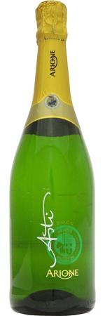 アリオネ アスティ スプマンテ NV 白泡 750ml/12本ARIONE ASTI SPUMANTES2350透明感のある黄金色。マスカットのチャーミングな香りがあり、程良い甘みとフレッシュな酸味とのバランスが良いとてもきれいな味わいです