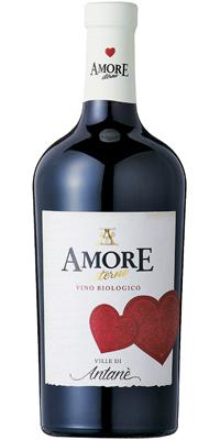 レ・ヴィッレ・ディ・アンタネアモーレ・エテルノ オーガニック 赤 750ml/12本mx  Amore eterno Vino Biologico649913