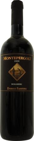 エンリコ サンティニ  モンテペルゴーリ 2011年 赤 750mlENRICO SANTINI MONTEPERGOLI.347e 年産僅か8、000本。今や世界中が注目するボルゲリの赤。メルロとカベルネの比率の高い、力強くリッチなワイナリーの代表銘柄フランス産小樽18ヶ月熟成瓶熟12ヶ月
