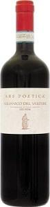アース ポエティカ  アリアニコ デル ヴルトゥレ 2015年 赤 750ml/12本ARS POETICA AGLIANICO DEL VULTURE2517大樽熟成による優しい味わいを持つバランスの良いワインです・5000Lのスロベニアオーク(大樽)12ヶ月熟成