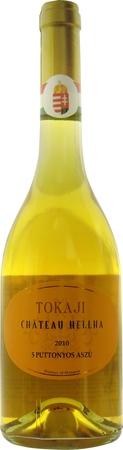 トカイAOP/ シャトー エラ トカイアスー 5 プットニョシュ 2013 白 500ml/12本CHATEAU HELLHA  TOKAJ ASZU 5 PUTTONYOS2458美しい琥珀色。アプリコットや蜂蜜の濃厚な甘さに、繊細でかつビロードのようなソフトな口当たりが大変魅力的な気品ある甘口